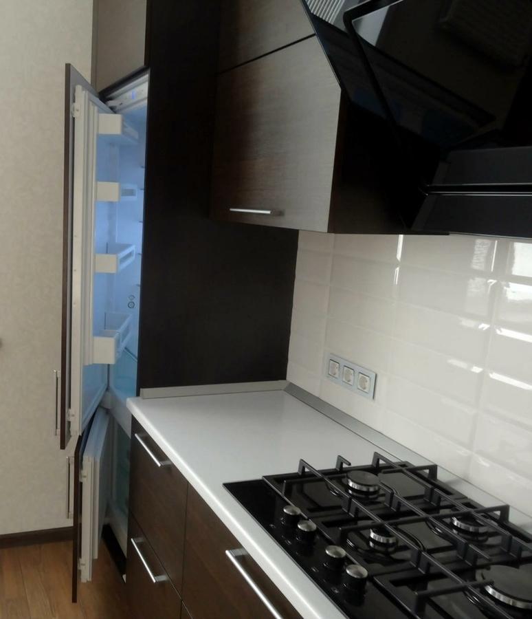 Встроенная кухня-Кухня из пластика «Модель 188»-фото7