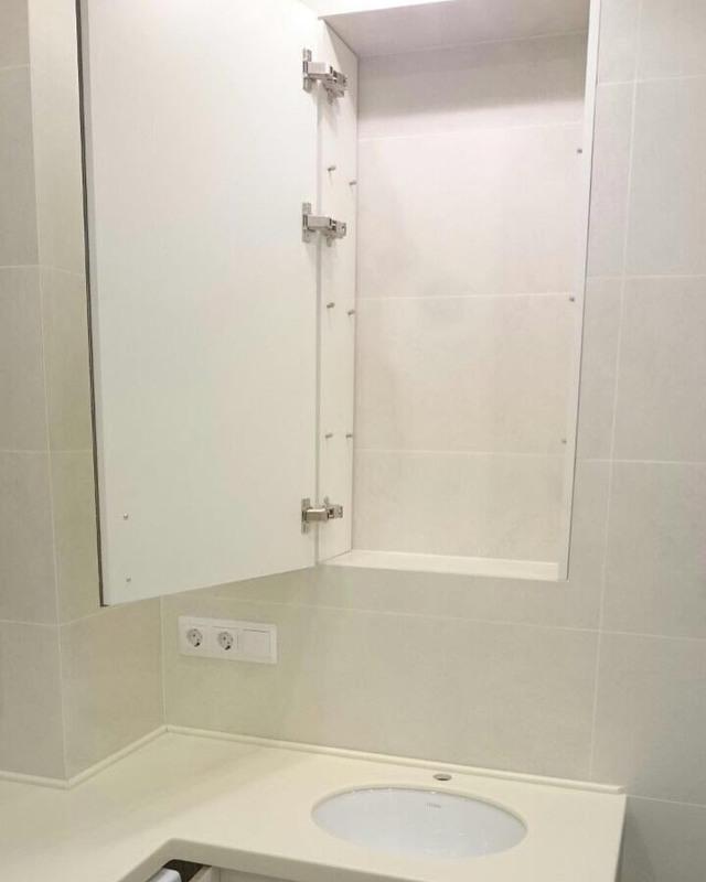 Мебель для ванной комнаты-Мебель для ванны «Модель 40»-фото4