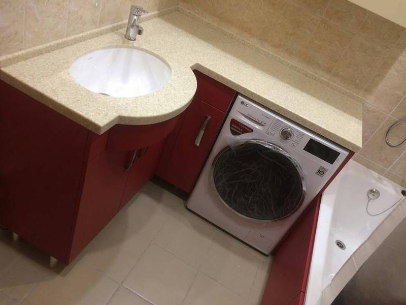 Мебель для ванной комнаты-Мебель для ванной «Модель 19»-фото1