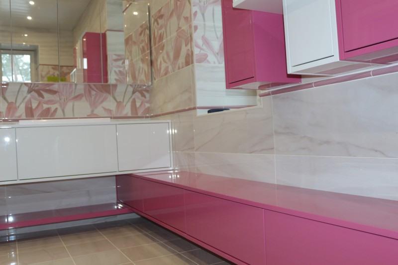 Мебель для ванной комнаты-Мебель для ванной «Модель 84»-фото6