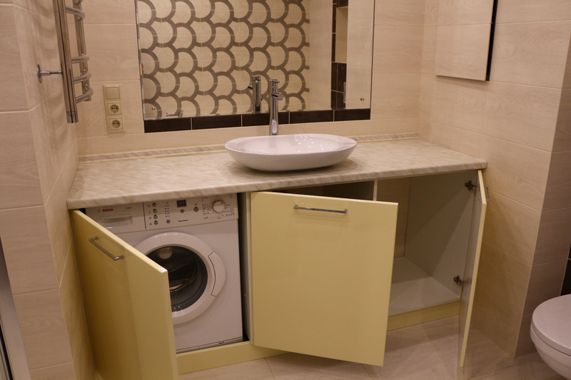 Мебель для ванной комнаты-Мебель для ванной «Модель 76»-фото1