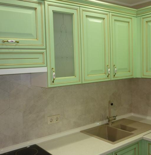 -Кухня МДФ в ПВХ «Модель 326»-фото27