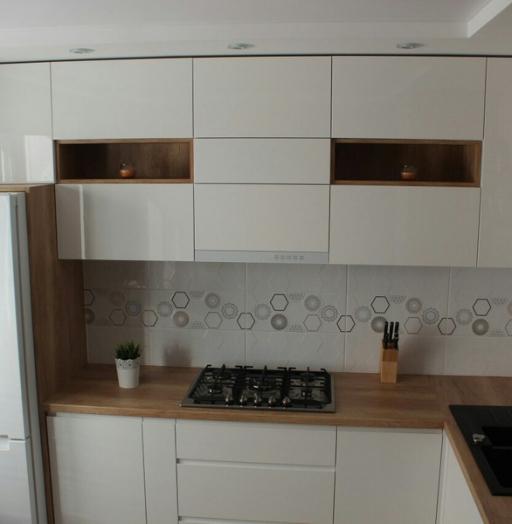 -Кухня из пластика «Модель 87»-фото18
