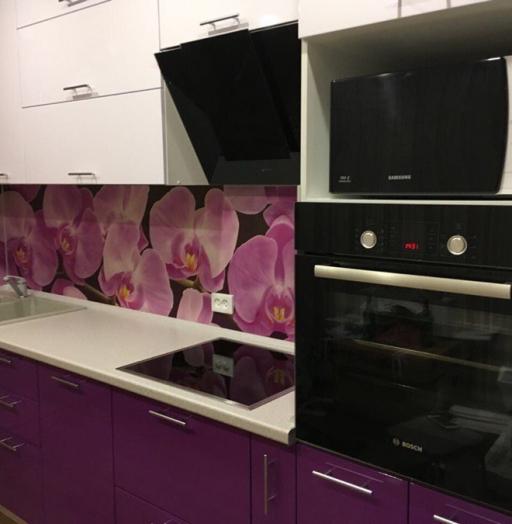 -Кухня из пластика «Модель 267»-фото27