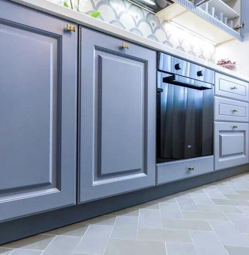 -Кухня МДФ в эмали «Модель 420»-фото6