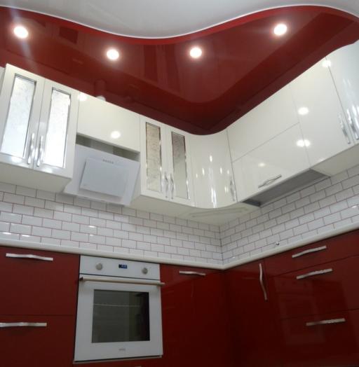 -Кухня из пластика «Модель 365»-фото4
