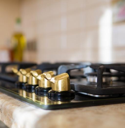 Бежевые кухни-Кухня из шпона «Модель 3»-фото13
