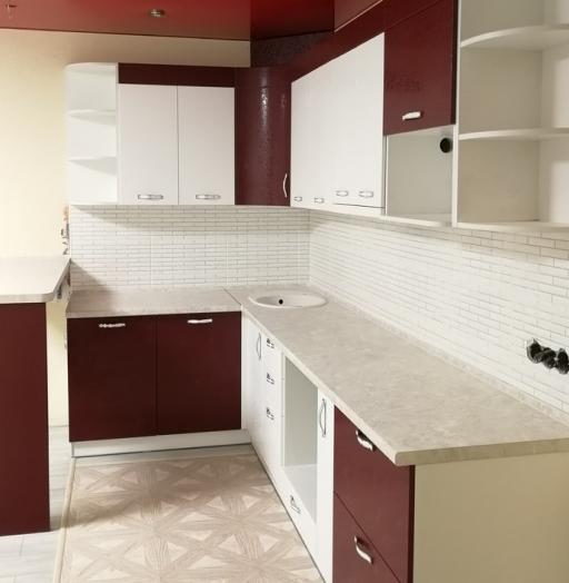 -Кухня МДФ в эмали «Модель 18»-фото16