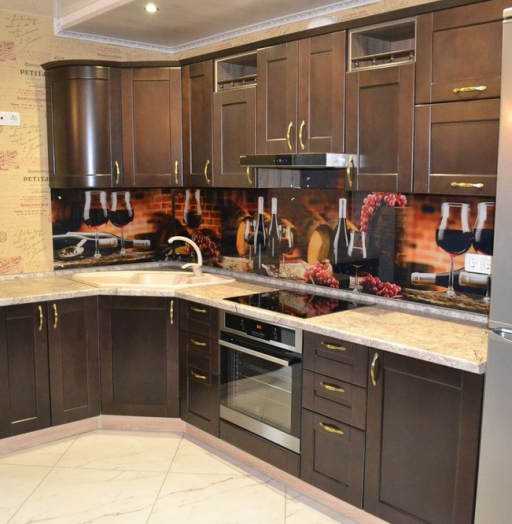 -Кухня из массива «Модель 160»-фото8