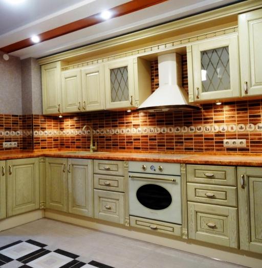 -Кухня МДФ в эмали «Модель 301»-фото26