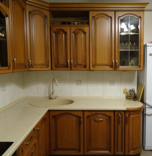 -Кухня из массива «Модель 22»-фото12