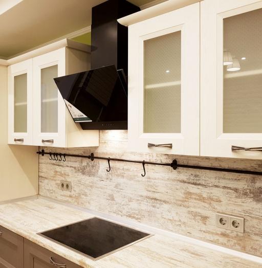 -Кухня из шпона «Модель 25»-фото19